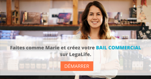 creer un bail commercial