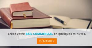 créer un bail commercial