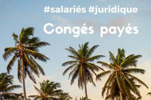 congés payés des salariés