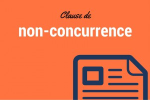 clause de non-concurrence