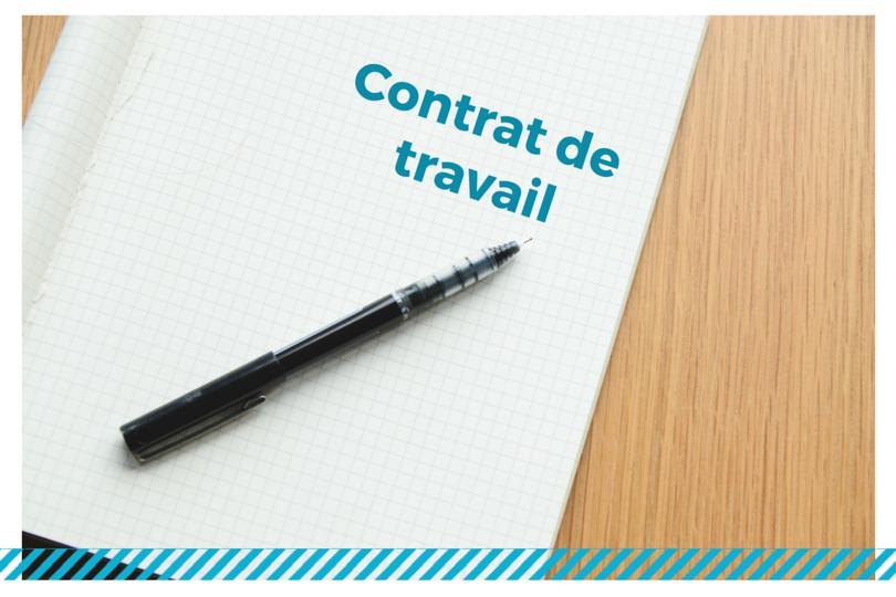 Le contrat de travail à durée indéterminée   LegaLife