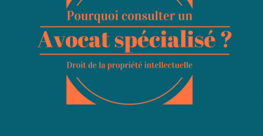 avocat droit propriete intellectuelle