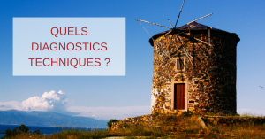 Diagnostics techniques immobiliers
