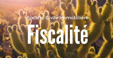 Fiscalité de la SCI