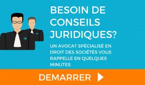 conseils juridiques en droit des sociétés