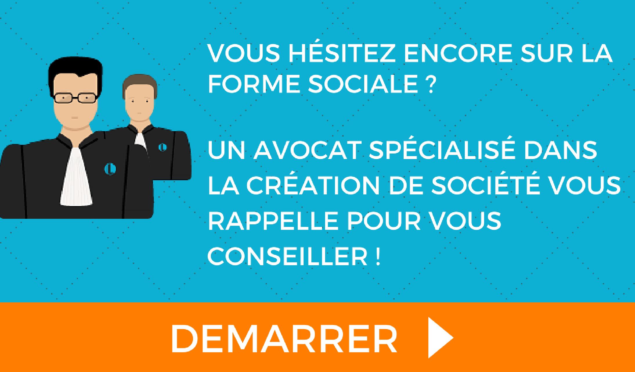 Conseils juridiques pour la forme sociale